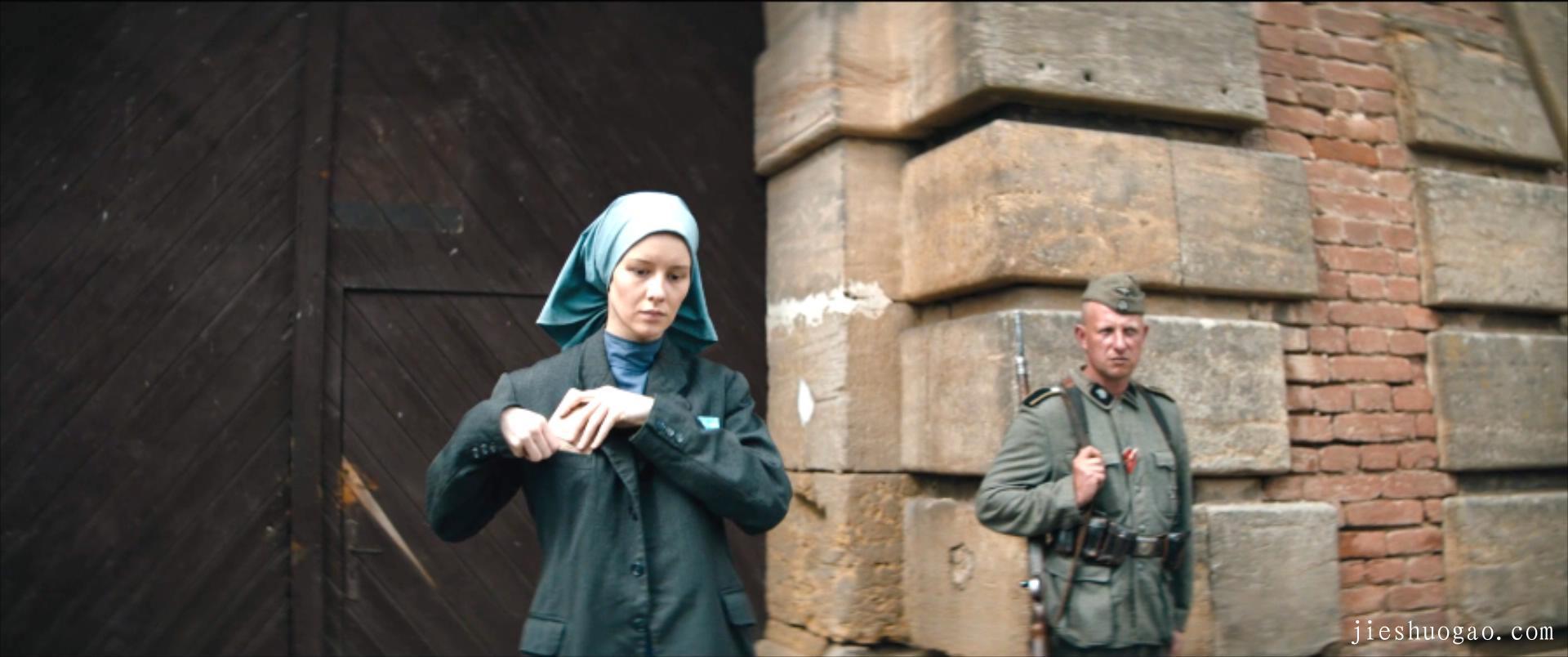 俄罗斯抗战神剧 《猎杀T34》7分钟2496字解说稿-第5张图片