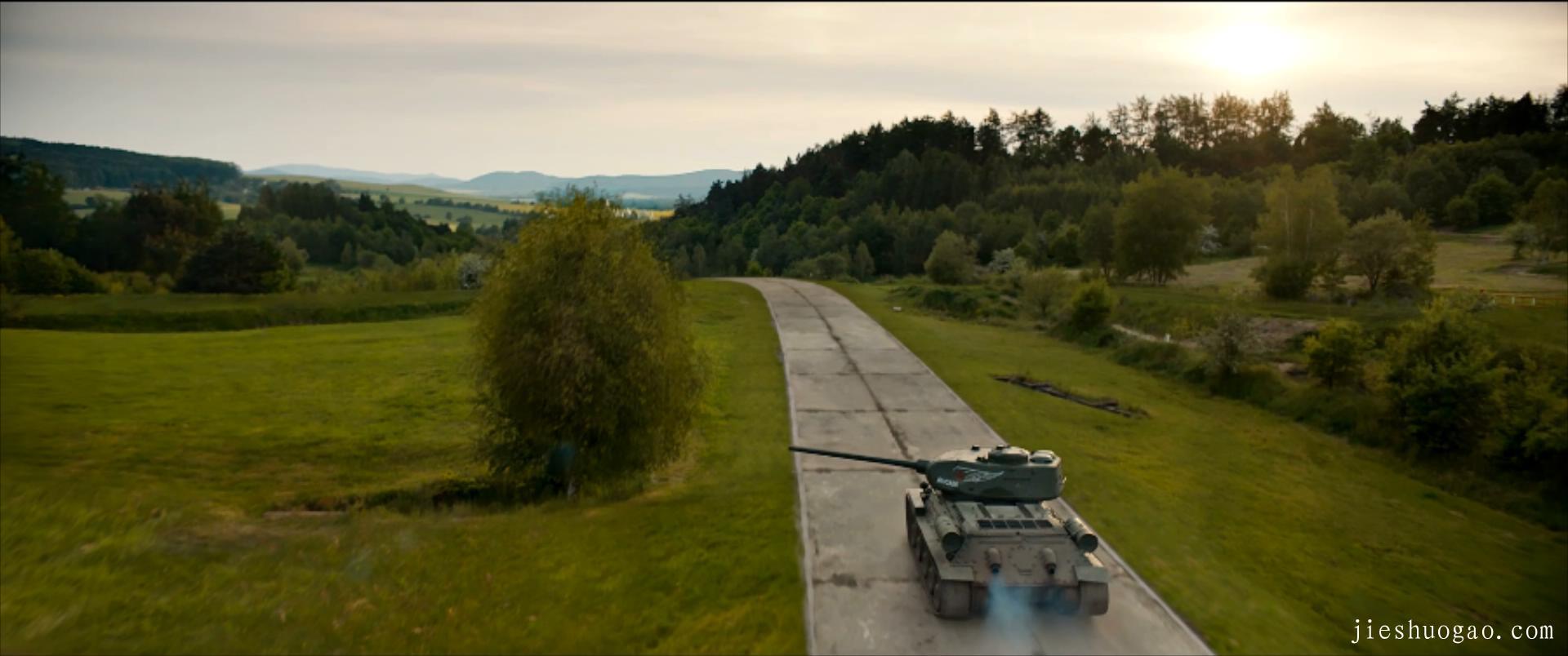 俄罗斯抗战神剧 《猎杀T34》7分钟2496字解说稿-第6张图片