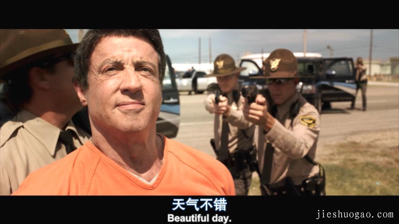 硬汉史泰龙,化身越狱大师|《金蝉脱壳》8分钟2718字解说稿-第1张图片