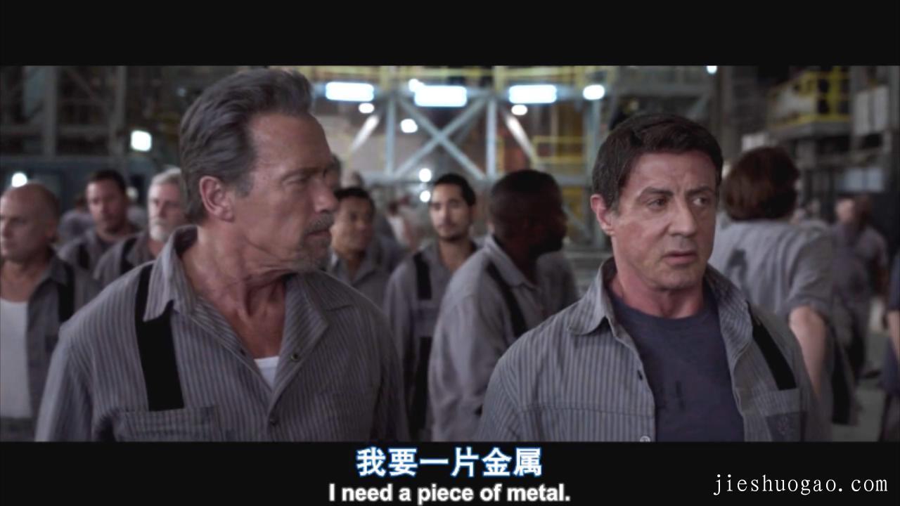 硬汉史泰龙,化身越狱大师|《金蝉脱壳》8分钟2718字解说稿-第4张图片