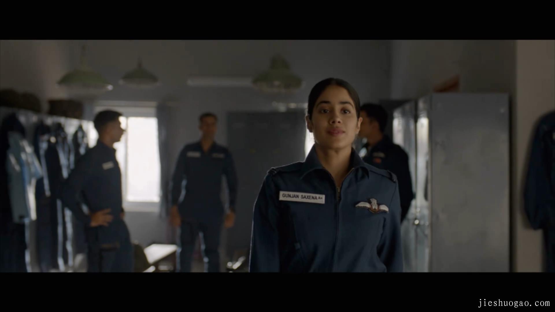 高分真实事件改编,印度首位女空军|《卡吉尔女孩》12分钟3480字解说稿-第5张图片